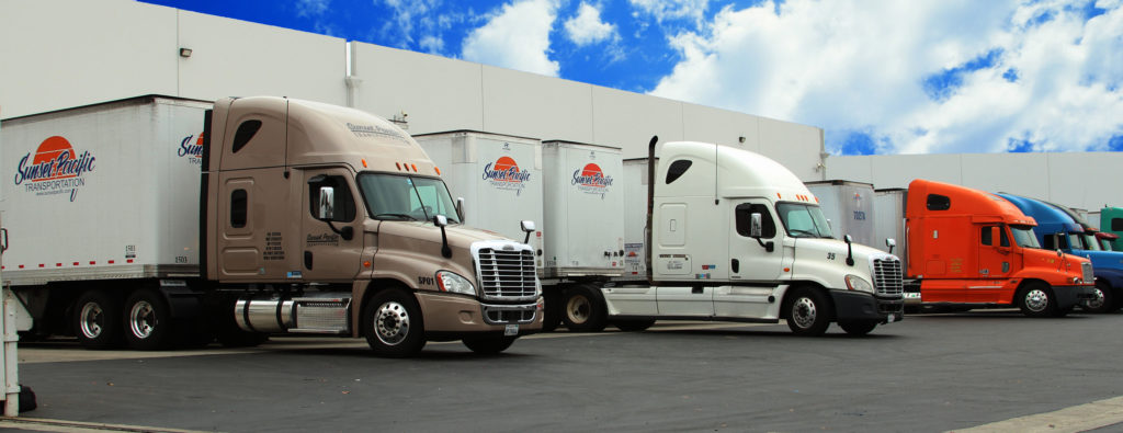 ALL TYPES OF DRIVERS, OWNER OPERATORS, AND CARRIERS CAN HAUL FOR SUNSET PACIFIC TRANSPORTATION & LOGISTICS.